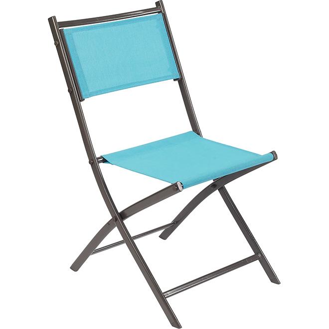 Chaise extérieure pliante