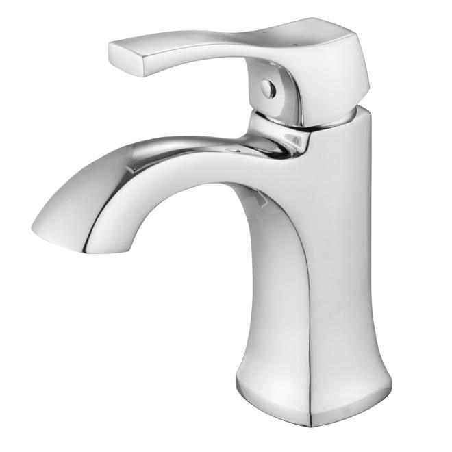 Lever Lavatory Faucet - Chrome