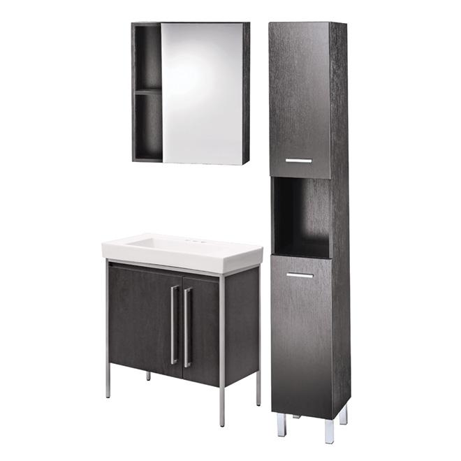 """Marsala"" Medicine Cabinet"