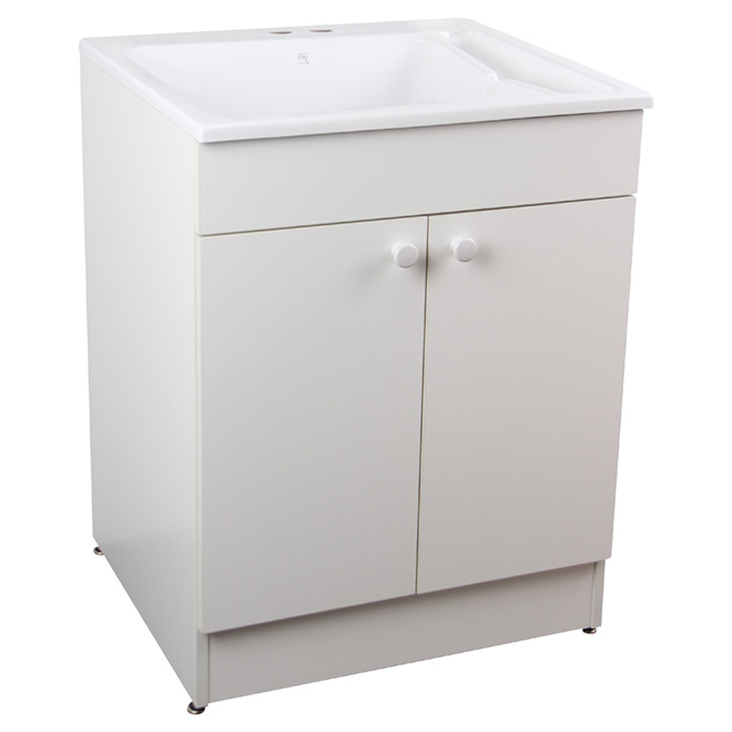 tub mustee p sink in faucet home en polished line utilatwin trap coralais laundry comb chrome the supply