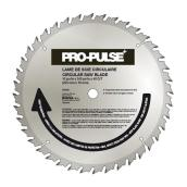 "Saw Blade - Circular Saw Blade - Carbide - 10"""