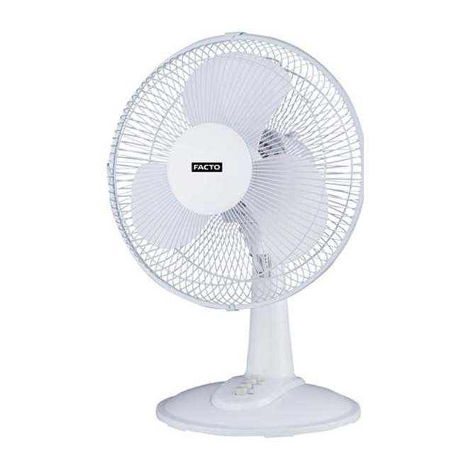 Ventilateur de table, 3 vitesses, 12""