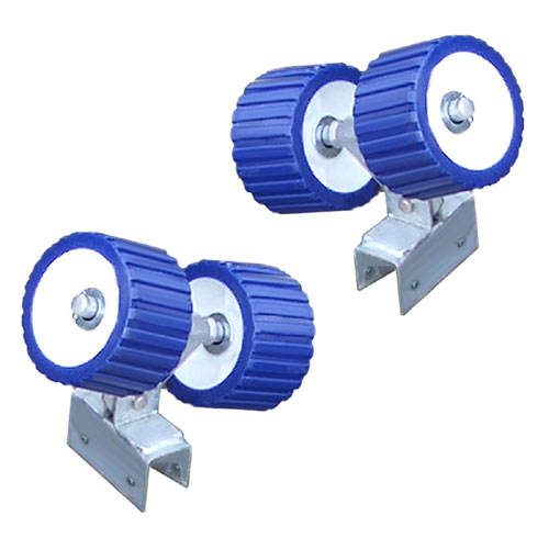 Double Roller Wheel Kit - 5""