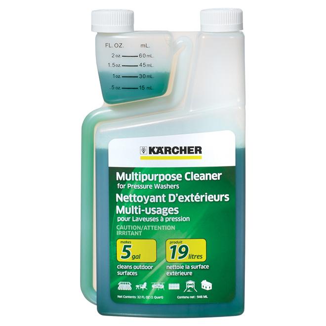 Nettoyant multi-usages pour laveuse à pression, 946 ml
