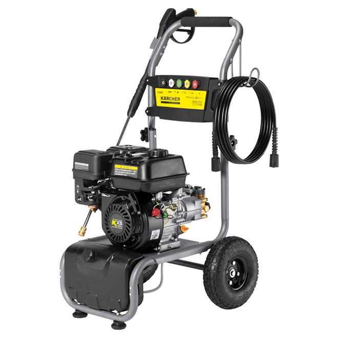 Gas Pressure Washer 2.5 GPM - 3000 PSI