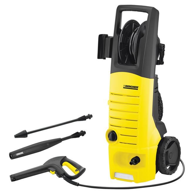 Electric Pressure Washer 1.5 GPM - 1800 PSI