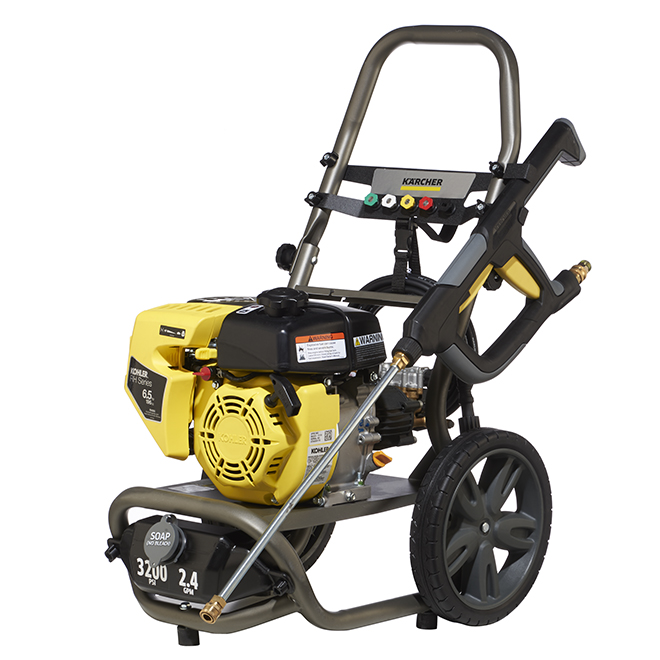 G3200XK Gas Pressure Washer - 2.4 GPM - 3200 PSI