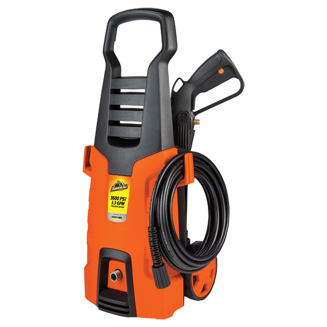 Electric Pressure Washer - 1.3 gal./min - 1600 PSI