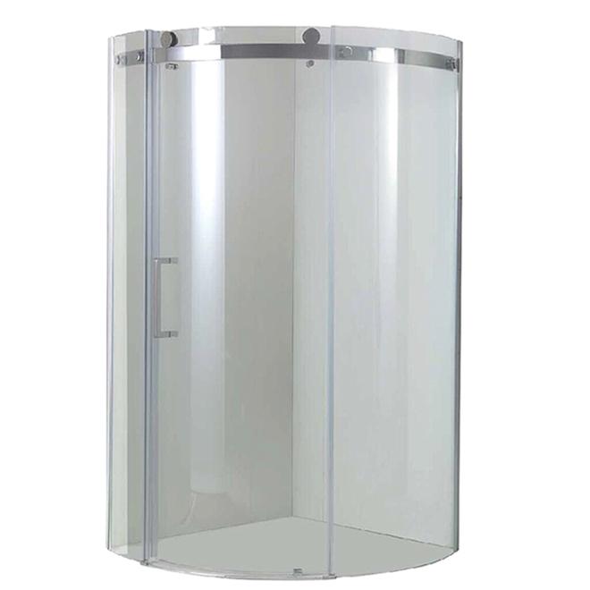 Porte de douche « Angel », ouverture de gauche à droite