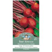 Vegetables seed packet