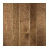"Birch Hardwood Flooring - 3 1/4"" x 3/4"" - Earth"