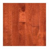 Maple Hardwood Flooring - Merlot