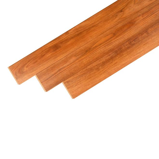 Plancher stratifié 10mm, Brun Pâle