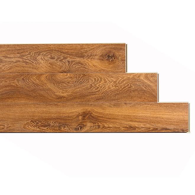 Plancher stratifié 10mm, Brun