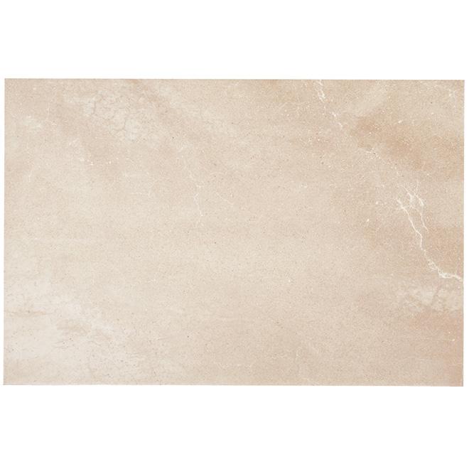 Tuiles de céramique « Advance » 16 x 24 po - Sable