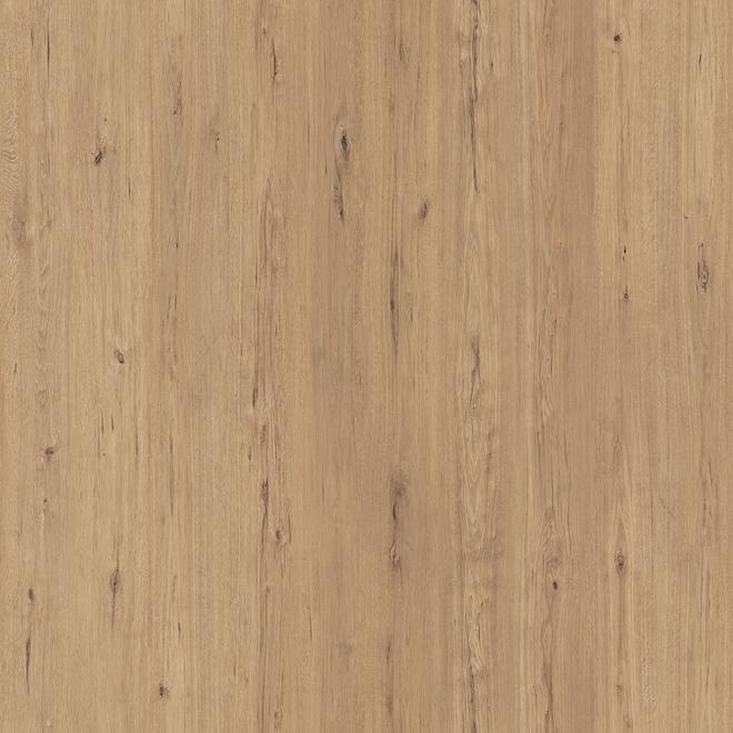 Plancher stratifié, Mono Serra, hdf, 19,45 pi2, beige