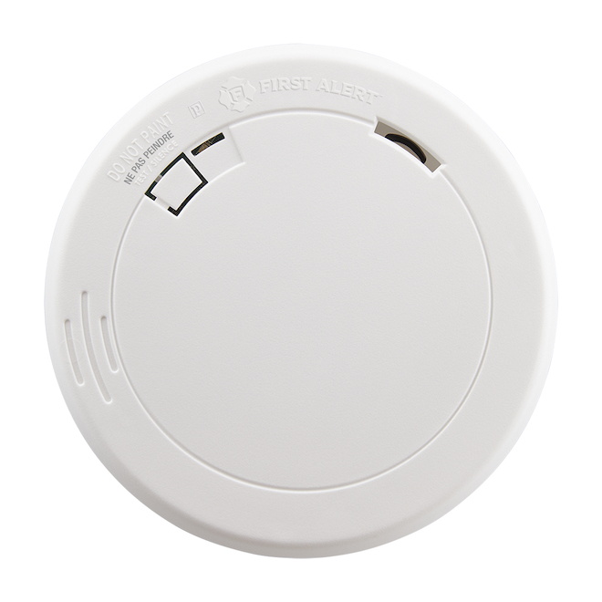 First Alert - Smoke Detector(R) - Slim - Battery Operated