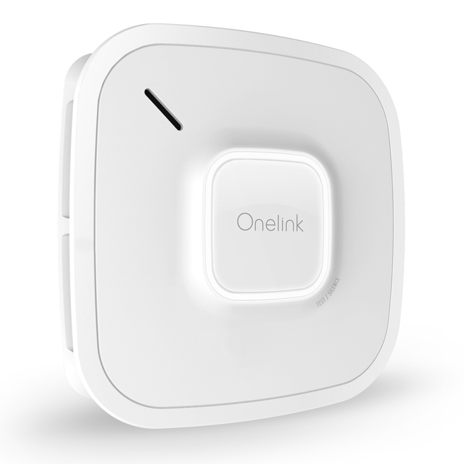 Smoke and Carbon Monoxide Detector - Smart - Hardwired
