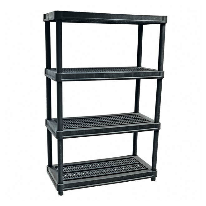 4-Shelf Storage Unit