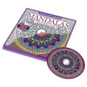 Adult Colouring Book - Mandalas