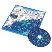 Adult Colouring Book - Winter Wonderland