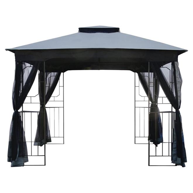 Sun Shelter Gazebo With Netting