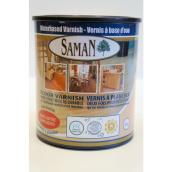 Water-Based Interior Finish - 946 ml - Clear - Semi-Gloss