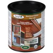 Exterior Clear Satin Varnish