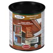 Exterior Clear Semi-Gloss Varnish