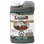 Huile d'abrasin « Legend » couleur bois de grange de 946 ml
