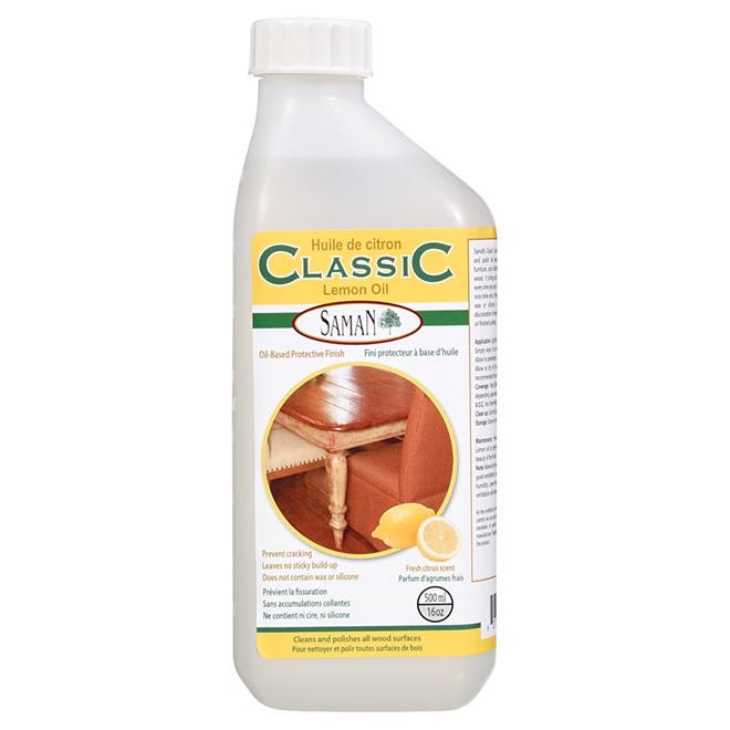 Huile de citron Classic, 500 ml
