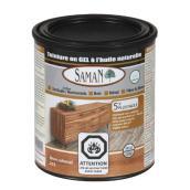 Teinture en gel à l'huile naturelle, 946 mL, brun colonial