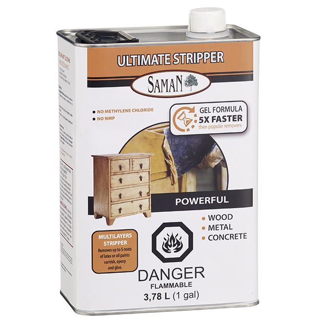 """Ultimate"" Paint Stripper - Extra Powerful - 3.78 L"