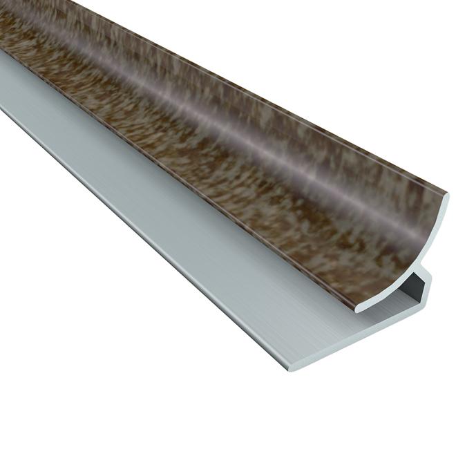 Edge trim strip