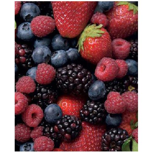 "Petits fruits, 8"""