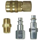 Coupler and Plug Set