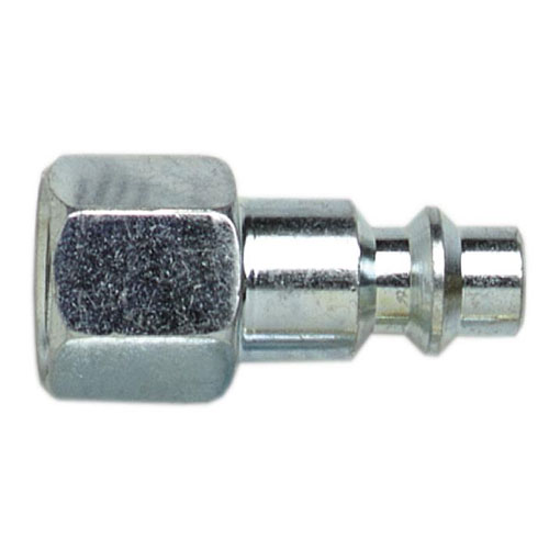 Connecteurs de type industriel Campbell Hausfeld, 1/4 po NPT, acier, paquet de 2