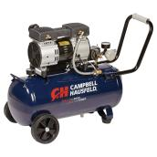 """Quiet Series"" Electric Air Compressor - 8 Gal. - 1.0 HP"