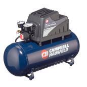 Compresseur à air horizontal, 3 gal, 110 lb/po², 120 V