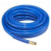 "Boyau à air en PVC pour compresseur, 3/8"" x 50', bleu"
