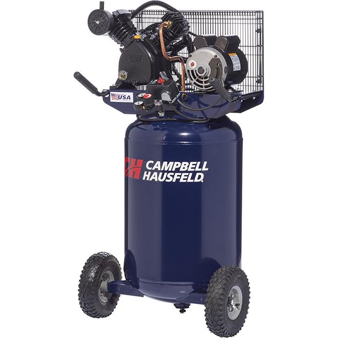 Compresseur vertical Campbell Hausfeld(MD), 30 gallons, 2 HP