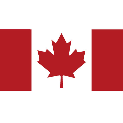 Flags Unlimited Canadian Flag 27 Quot X54 Quot Cano54gk Rona