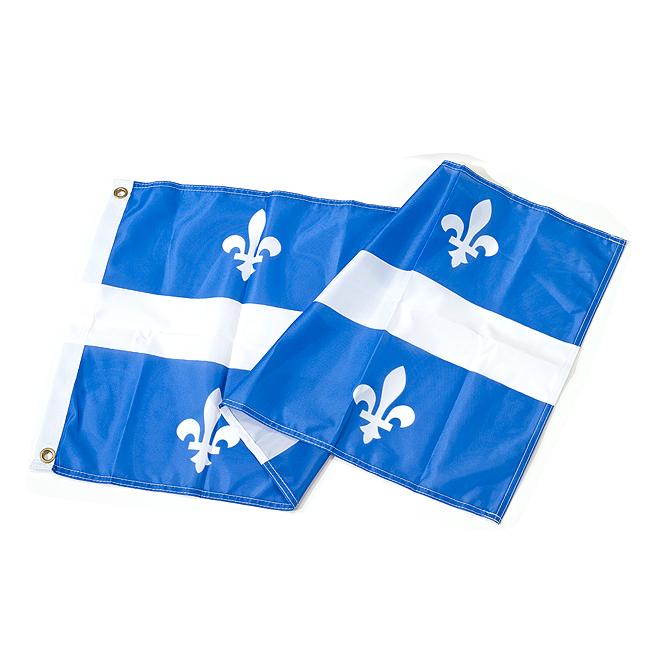 Drapeau national du Québec, 18 po x 36 po