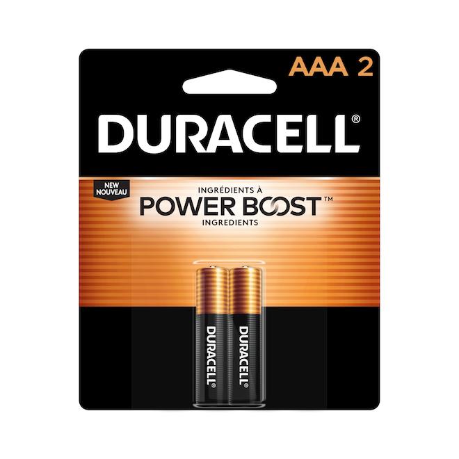 """""""AAA"""" CopperTop Alkaline Batteries - 2 Pack"""