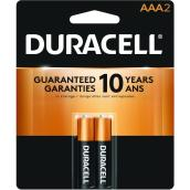 """AAA"" CopperTop Alkaline Batteries - 2 Pack"
