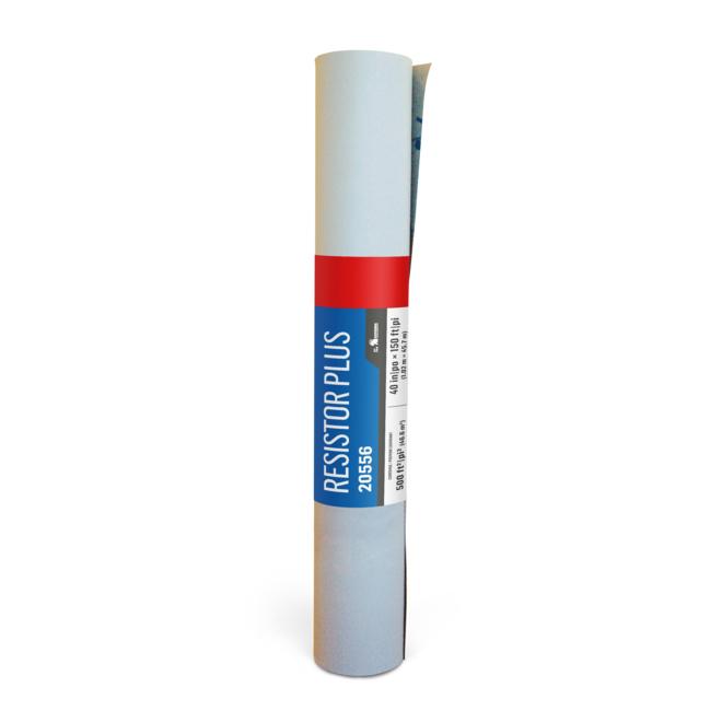 """Membrane de sous-toiture, 40"""" x 150', gris"""