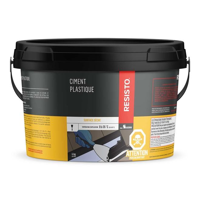 Ciment plastique, 4 kg