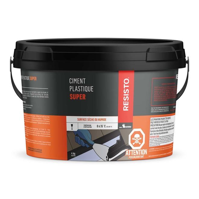 Ciment plastique « Pro », 4 kg