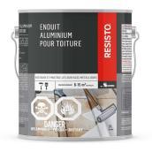 Enduit anticorrosion pour toiture, 3 l, aluminium