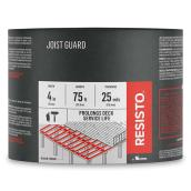 "Joist Guard Waterproof Membrane - 4"" x 75'"